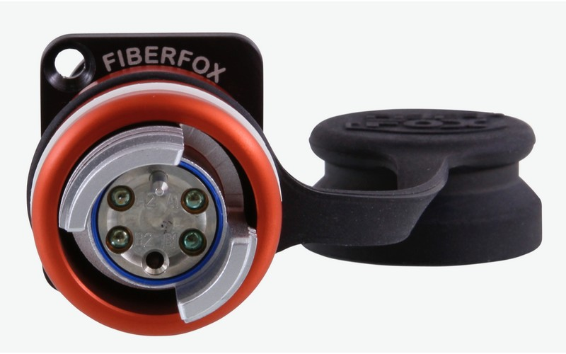 FIBERFOX connector